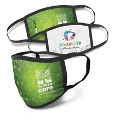 Full Colour 3-Ply Reusable Face Mask 118526