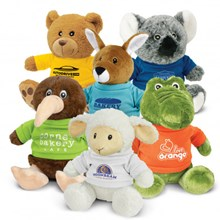 Assorted Plush Toys 118876