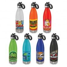 Mirage Translucent Bottle - Flip Lid 113809