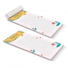 DLE Vertical Note Pad - 50 Leaves 115829