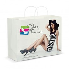 Extra Large Paper Carry Bag - Full Colour 116942