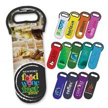 Neoprene Wine Cooler Bag - Full Colour 110498