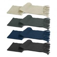 Nebraska Cable Knit Scarf 113612