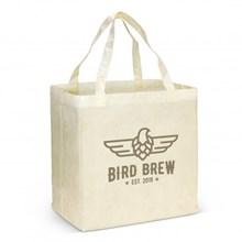 City Shopper Natural Look Tote Bag 117692