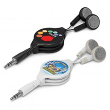 Retractable Earbuds 106936