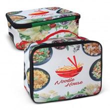 Zest Lunch Cooler Bag - Full Colour 117125