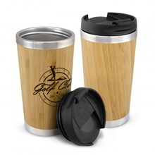 Bamboo Double Wall Cup 200297