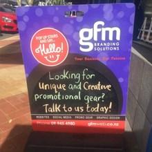 Footpath Sign GFM - 3