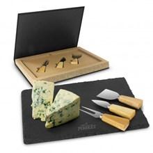 Montrose Slate Cheese Board Set 116730