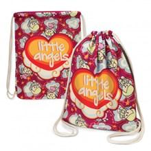 Durban Cotton Drawstring Backpack 112909