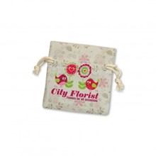 Turin Cotton Gift Bag - Small 112353