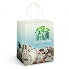 Large Paper Carry Bag - Full Colour 116937