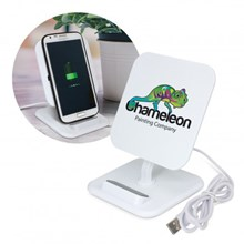 Phaser Wireless Charging Stand - Square 116030