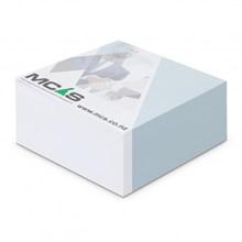 Memo Cube Note Pad - 400 Leaves 118504
