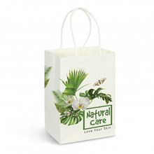 Small Paper Carry Bag - Full Colour 116933