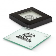Venice Glass Coaster Set of 4 - Square 116395