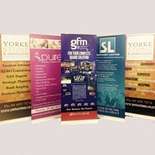 Luxury Pull Up Banner GFM - 7