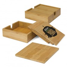 Bamboo Coasters 112030