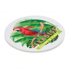 Cardboard Drink Coaster - Round 113193