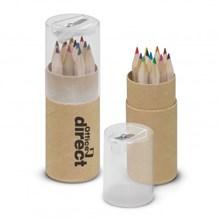 Coloured Pencil Tube 109029